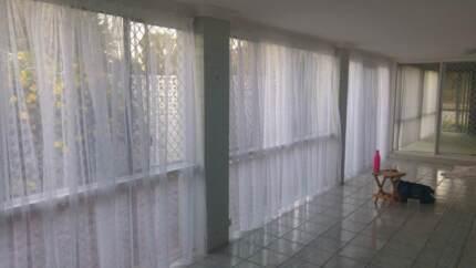 curtain making