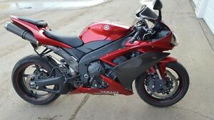 Yamaha R1 2007 with only 18k
