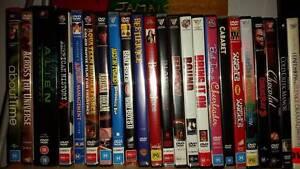 Assortment of DVD's Summer Hill Ashfield Area Preview