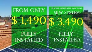 Solar panels, solar systems Australia Day sale! Wanneroo Wanneroo Area Preview