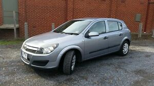 2005 Holden Astra Hatchback (12month rego, RWC) Fitzroy Yarra Area Preview