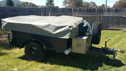 Wallaby Track Camper Trailer