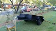 Box trailer with canopy Rego May 2019 Northmead Parramatta Area Preview