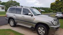 2004 Toyota LandCruiser Wagon Centenary Heights Toowoomba City Preview