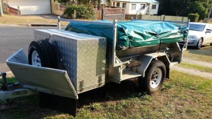 Castaway off road camper trailer
