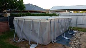above ground swimming pool Semaphore Park Charles Sturt Area Preview