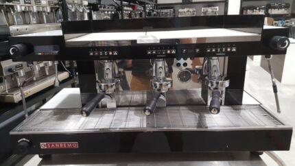 Cheap Multi Boiler 3 Group Sanremo ROMA Commercial Coffee Machine