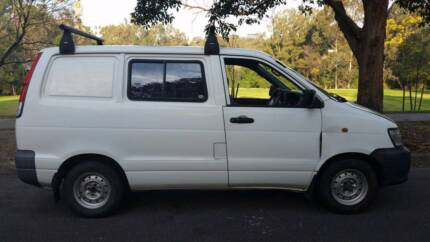1999 Toyota Townace Camper / Van / Campervan Manly Manly Area Preview
