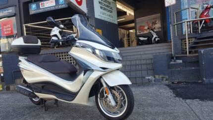 2013 Piaggio X10 500cc Scooter