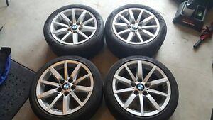 BMW Original Rims 255/50/R17 - $725 MUST GO!!