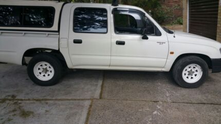 2001 Toyota Hilux Ute Ryde Ryde Area Preview