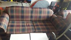 Complete couch set including sofa bed Windsor Gardens Port Adelaide Area Preview