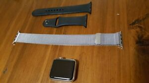 Apple Watch 42mm with Milanese Loop band Attadale Melville Area Preview