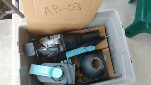 AP-03 Uni Loc 625 / Elinchron / Broncolor Impact