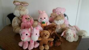 Assorted Soft toys...large $2...small $1 Woodcroft Morphett Vale Area Preview