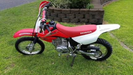 2013 Honda CRF80 Motorbike Gympie Area Preview