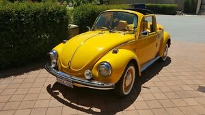 1974 Volkswagen Beetle Convertible Stirling Stirling Area Preview