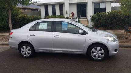 2006 Toyota Yaris Mount Louisa Townsville City Preview