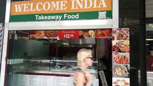 Indian take away and kebab shop Potts Point Inner Sydney Preview
