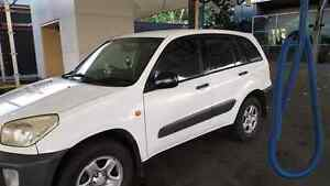2001 Toyota Rav 4 Edge Pendle Hill Parramatta Area Preview