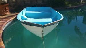 Fibre Glass Dinghy Car Topper Killara Ku-ring-gai Area Preview