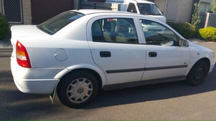 2001 Holden Astra Sedan Braybrook Maribyrnong Area Preview