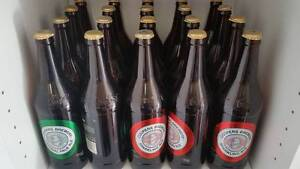 50 Coopers Beer Bottles - Home Brew - $1.00ea negotiable Waterford Logan Area Preview