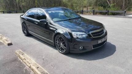 2011 Holden Caprice V Series 2 Gold Coast City Preview