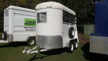 Horse Float for Hire - from $50