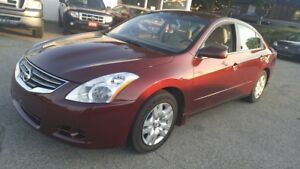 2012 Nissan Altima | Only 103KM | Certified and E-tested