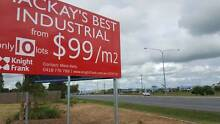 Highway Mackay land, reduced to $99. 50% discount. Must sell Paget Mackay City Preview