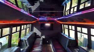 Very Low kms Limousine limo Bus 22 seats Diesel LimoGuy.ca