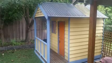 Cubby House - custom built