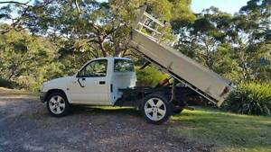 2002 Toyota Hilux Ute TIPPER Chatswood West Willoughby Area Preview