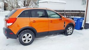 2008 saturn vue xe sports