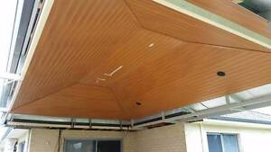 uCLAD :- PVC Ceiling, Cedar lining alternative Malaga Swan Area Preview