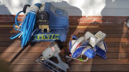 House building DIY starter package power tools New Town Hobart City Preview