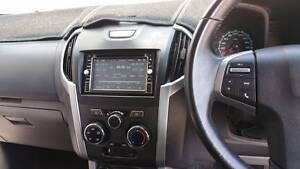 Holden Colorado Rodeo DVD BT SATNAV Camera System installation == Sydney City Inner Sydney Preview