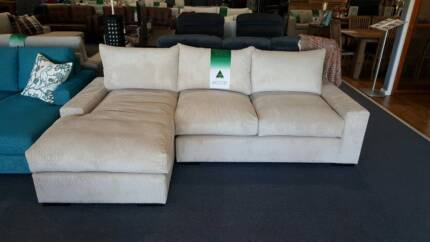 Australian Made 3 Seater Chaise Lounge Vineyard Hawkesbury Area Preview