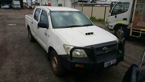 2010 Toyota Hilux Ute, Stock 614 Kenwick Gosnells Area Preview