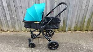Infrasecure Arlo Stroller, Bassinet and Car Capsule Collaroy Manly Area Preview