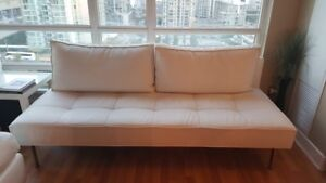 Moving Sale - sofa beds, media centre and tea cart