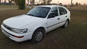 1997 Toyota Corolla Hatchback Gloucester Gloucester Area Preview