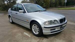 BMW 318I FULL LEATHER AUTO SUNROOF 5YR WARRANTY INCLUDED Arncliffe Rockdale Area Preview
