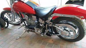 Fully Custom 1989 Harley Davidson Springer Softail Regentville Penrith Area Preview