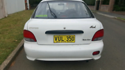 Hyundai Excel 1999 Eastwood Ryde Area Preview