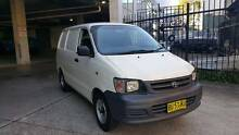 2000 Toyota Townace Van/Minivan Rydalmere Parramatta Area Preview