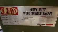 Spindle Moulder - Woodworking machine Bolwarra Heights Maitland Area Preview
