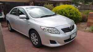 Toyota Corolla Ascent 2007 Rowville Knox Area Preview