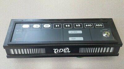 Tidel Tacc Ii A Used Control Panel